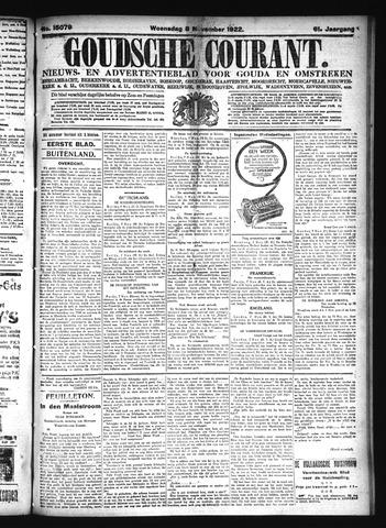 Goudsche Courant 1922-11-08