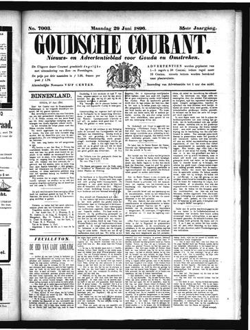 Goudsche Courant 1896-06-29