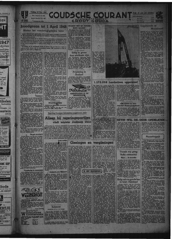 Goudsche Courant 1947-12-19