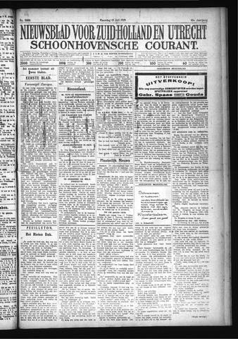 Schoonhovensche Courant 1929-07-15