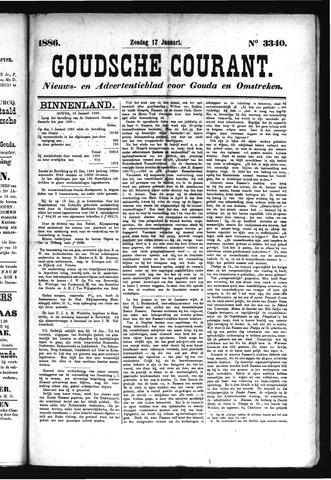 Goudsche Courant 1886-01-17