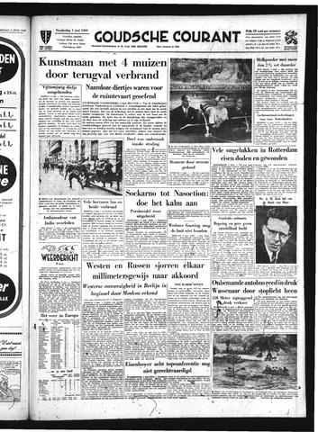 Goudsche Courant 1959-06-04