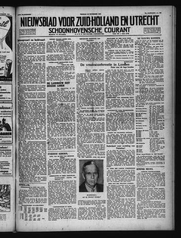 Schoonhovensche Courant 1947-11-28