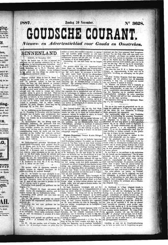 Goudsche Courant 1887-11-20