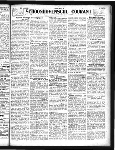 Schoonhovensche Courant 1943-07-30