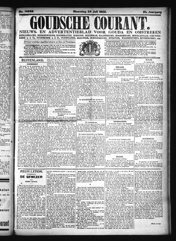 Goudsche Courant 1922-07-24