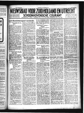 Schoonhovensche Courant 1941-11-26