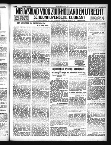 Schoonhovensche Courant 1940-10-07