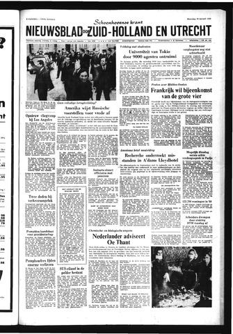 Schoonhovensche Courant 1969-01-20