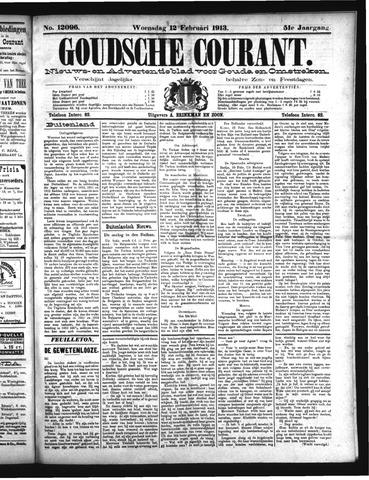 Goudsche Courant 1913-02-12