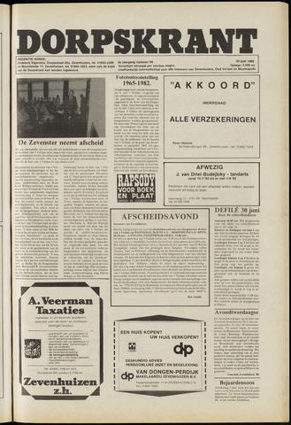Dorpskrant 1982-06-25