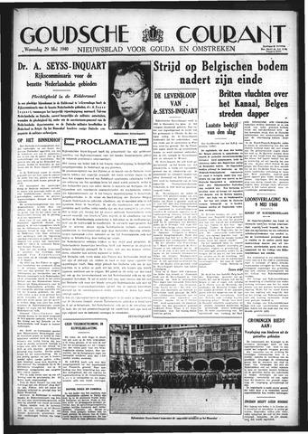 Goudsche Courant 1940-05-29