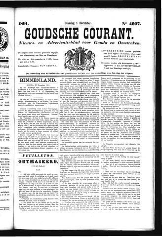 Goudsche Courant 1891-12-01