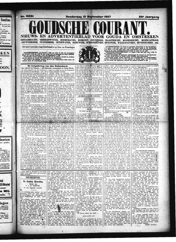 Goudsche Courant 1927-09-15