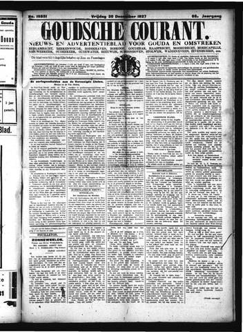 Goudsche Courant 1927-12-30