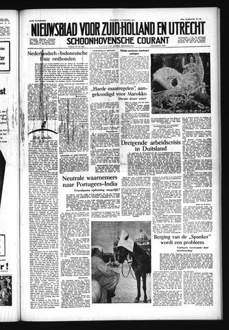 Schoonhovensche Courant 1954-08-11