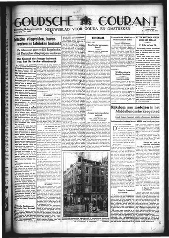 Goudsche Courant 1940-08-14