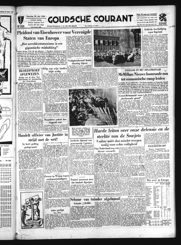 Goudsche Courant 1956-05-26