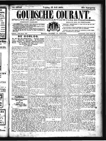 Goudsche Courant 1918-07-12