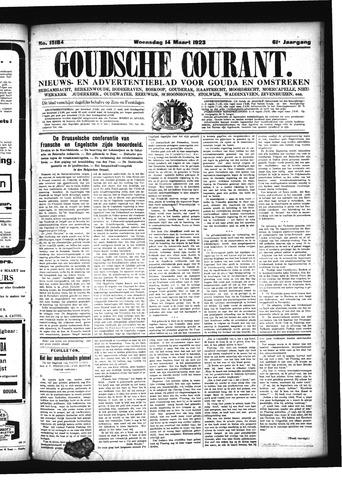 Goudsche Courant 1923-03-14