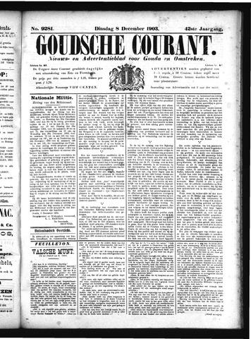 Goudsche Courant 1903-12-08