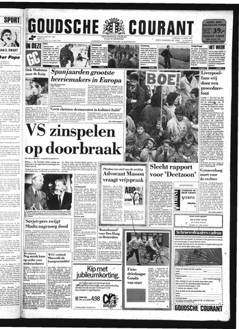 Goudsche Courant 1987-04-14