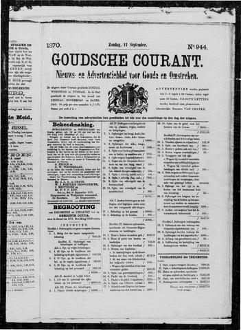 Goudsche Courant 1870-09-11