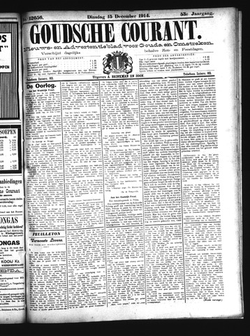 Goudsche Courant 1914-12-15