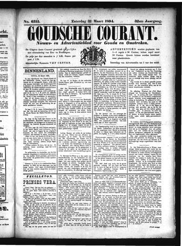 Goudsche Courant 1894-03-31