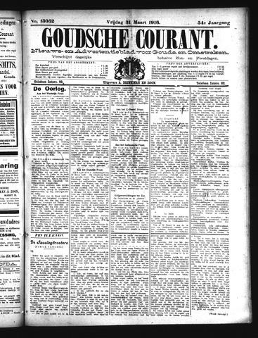 Goudsche Courant 1916-03-31