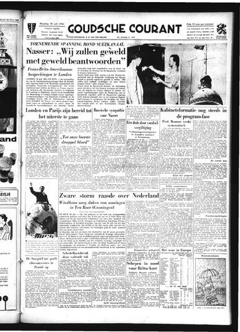 Goudsche Courant 1956-07-30