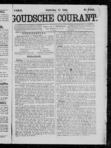 Goudsche Courant 1864-06-23