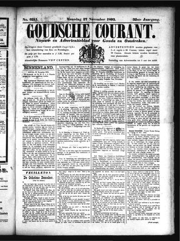 Goudsche Courant 1893-11-27
