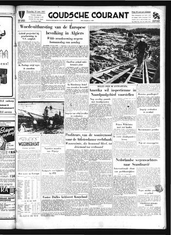 Goudsche Courant 1957-06-12