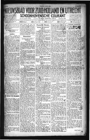 Schoonhovensche Courant 1932