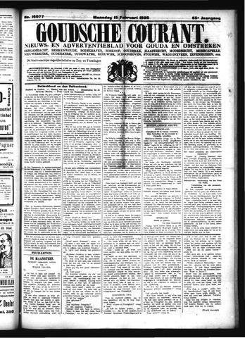 Goudsche Courant 1926-02-15
