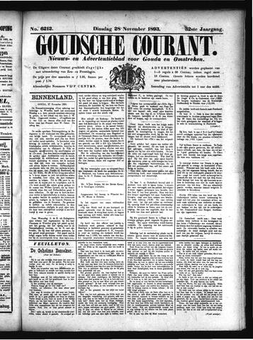 Goudsche Courant 1893-11-28