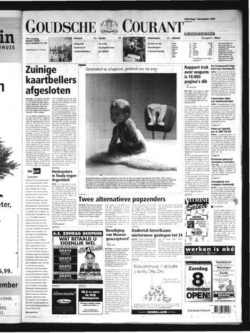 Goudsche Courant 2002-12-07