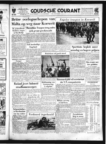 Goudsche Courant 1961-07-04