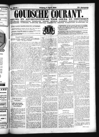 Goudsche Courant 1935-04-05