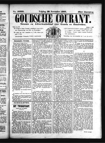 Goudsche Courant 1907-11-29