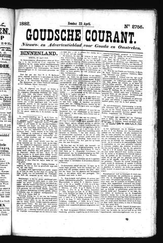 Goudsche Courant 1882-04-23