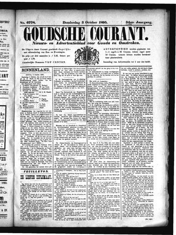 Goudsche Courant 1895-10-03