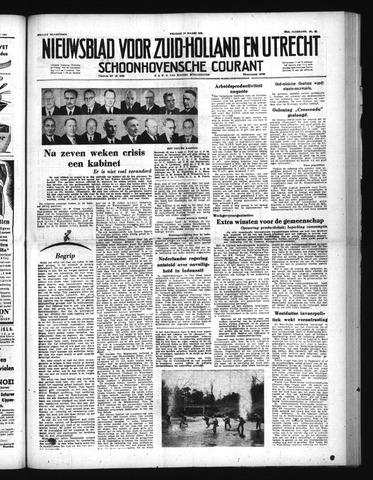 Schoonhovensche Courant 1951-03-16