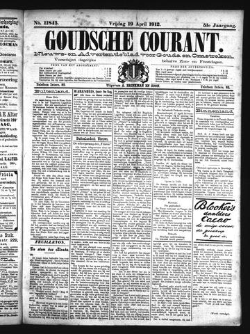 Goudsche Courant 1912-04-19