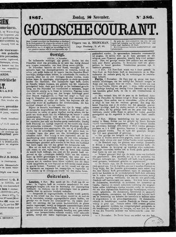 Goudsche Courant 1867-11-10