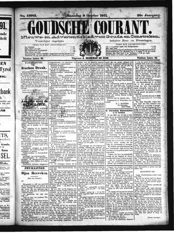 Goudsche Courant 1911-10-09