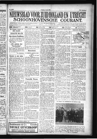 Schoonhovensche Courant 1928-07-06