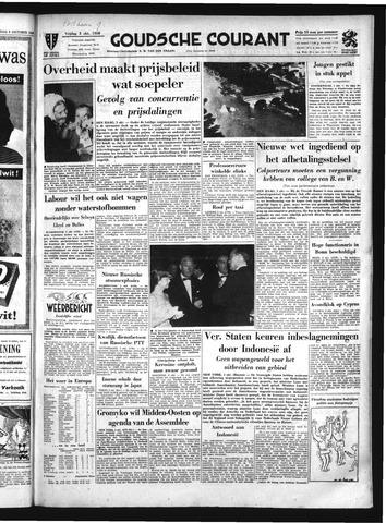 Goudsche Courant 1958-10-03
