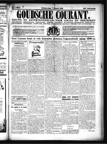 Goudsche Courant 1931-03-07